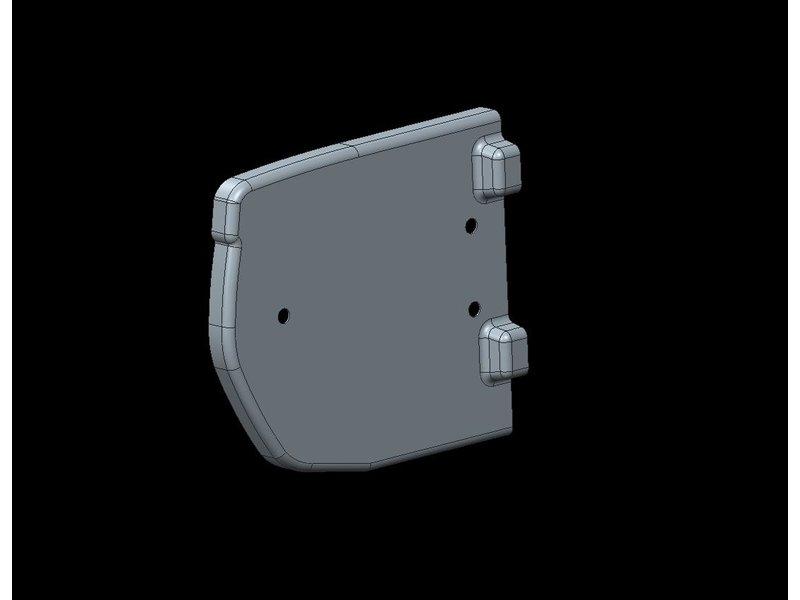 Freedom Bumperkap Jumpy / Expert / ProAce / Zafira L1/L2 buitenzijde links (172mm)
