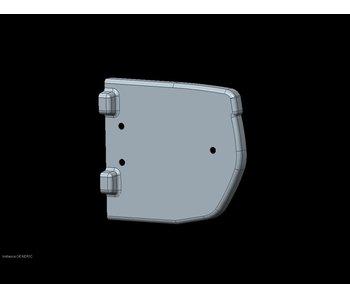 Freedom Bumperkap L1/L2 buitenzijde rechts (172mm)