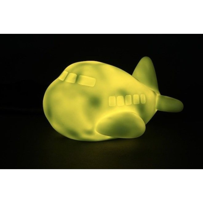 LITTLE LAMP COMPANY - vliegtuig lamp