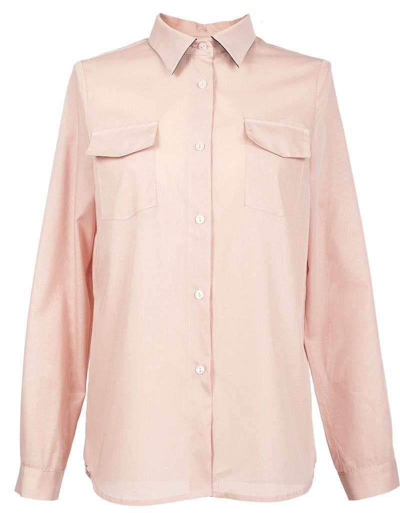 Mon Col Anvers Heerlijke blouse met omkeerbare en afneembare col