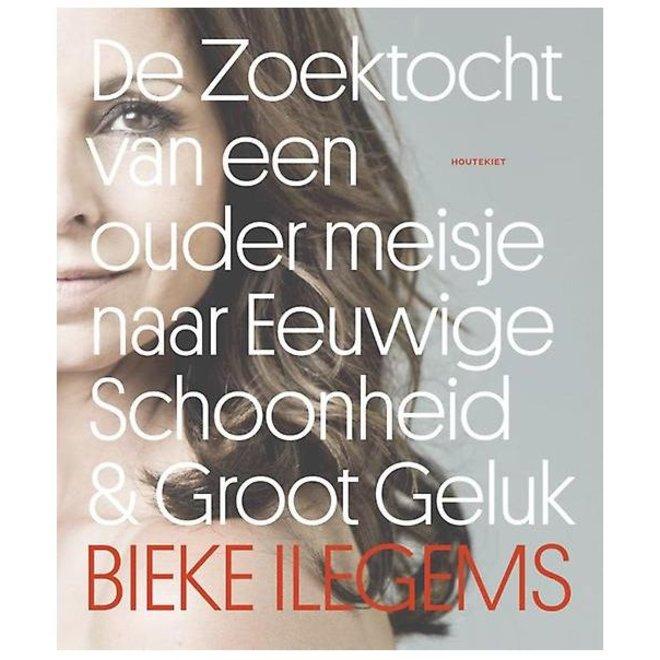 Boek Bieke Ilegems - de zoektocht