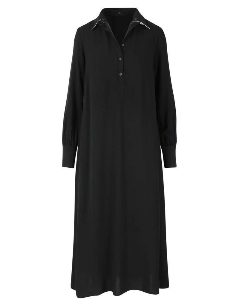 Mon Col Anvers Mon Col - Polly jean dress black