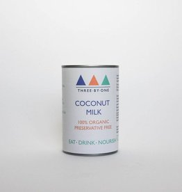 three by one Three by one coconut Milk - 400ml