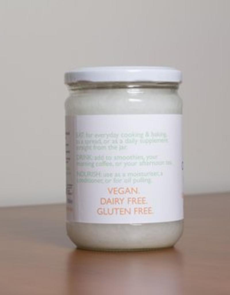 three by one Three by one coconut oil - 500ml