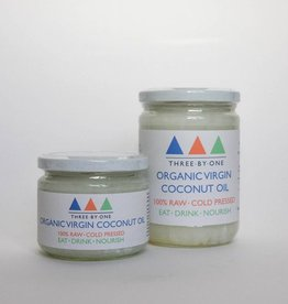 three by one Three by one coconut oil - 300 ml