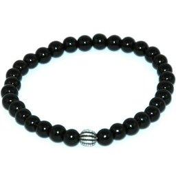 Cascade Bracelets Cascade - Black agate