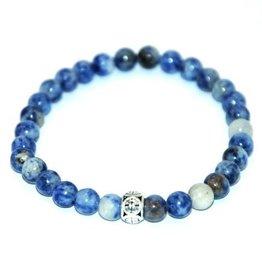 Cascade Bracelets Cascade - Blue spot stone