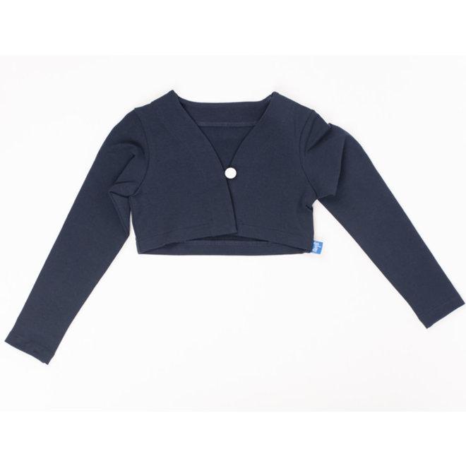 LITTLE DRESS - vestje - imke - blauw