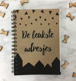 Studijoke Studijoke - adressenboekje