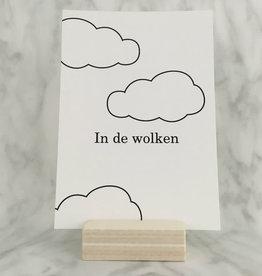 Studijoke Studijoke - Postkaart In de wolken