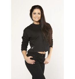 Kenn Colt KENN COLT FEMALE SWEATER BLACK