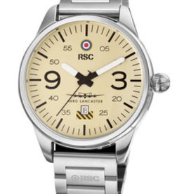 RSC Pilot Watches RSC - Avro Lancaster Stainless Steel