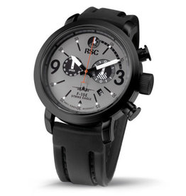 RSC Pilot Watches RSC - F-15 Strike Eagle Black 4MM