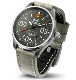 RSC Pilot Watches RSC - Hanriot HD-1military grey