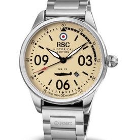 RSC Pilot Watches RSC - Mk IX stainless steel 316L