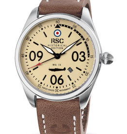 RSC Pilot Watches RSC - Mk IX leather – light brown (±4mm thick)