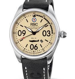 RSC Pilot Watches RSC - Mk IX leather – black