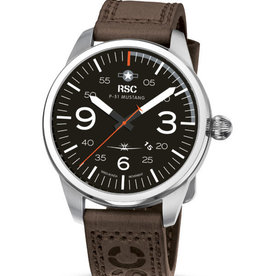 RSC Pilot Watches RSC - P-51 Mustang Dark brown