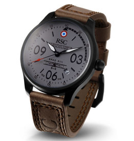 RSC Pilot Watches RSC - SPAD XIII dark brown