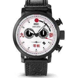 RSC Pilot Watches RSC - Zero A6M Chrono black