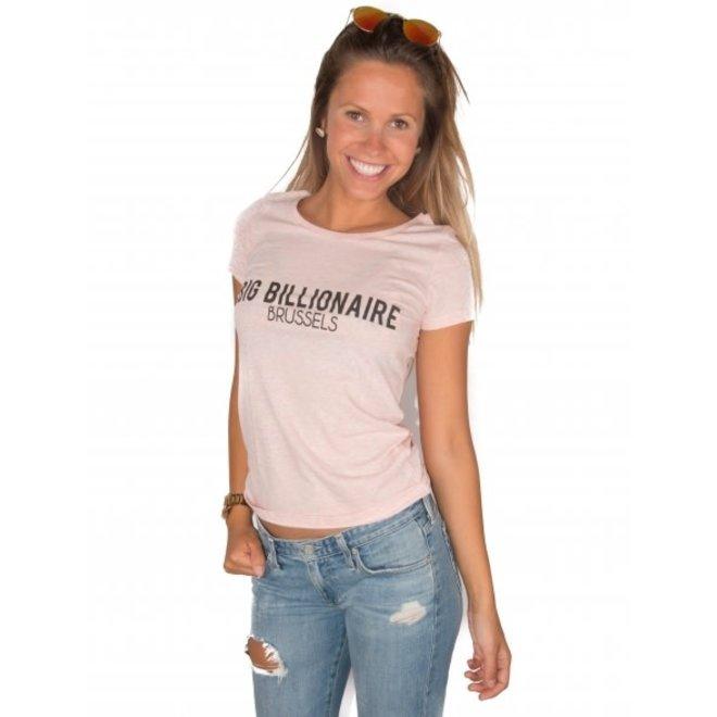 BIG BILLIONAIRE - official - t shirt - roos