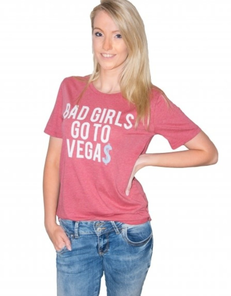 Big billionaire clothing Big billionaire -bad girls go to vegas shirt Roos