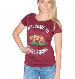 Big billionaire clothing Big billionaire - girlifornia t shirt