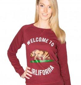 Big billionaire clothing Big billionaire - girlifornia sweater