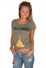 Big billionaire clothing Big billionaire - the golddigger shirt