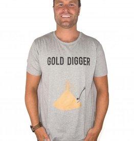 Big billionaire clothing Big billionaire - Golddiger shirt men