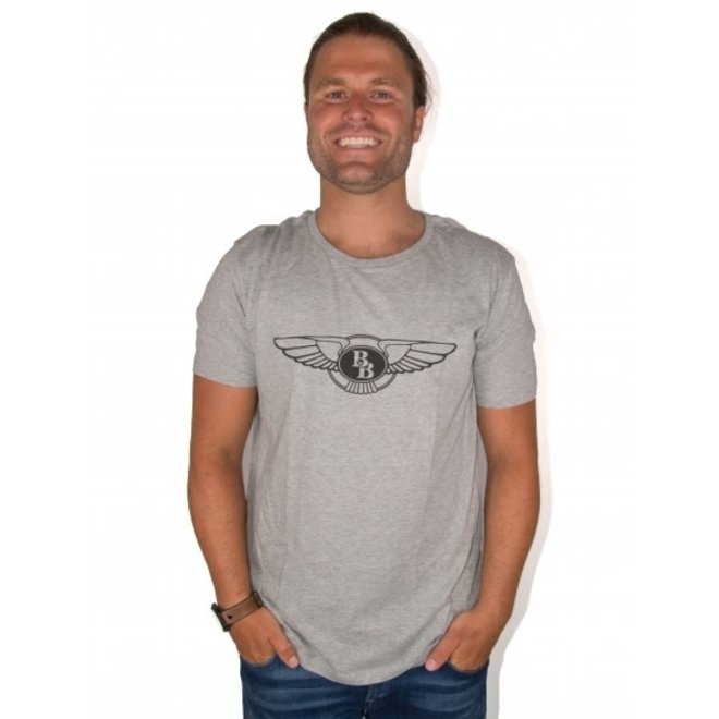BIG BILLIONAIRE - official logo- t shirt