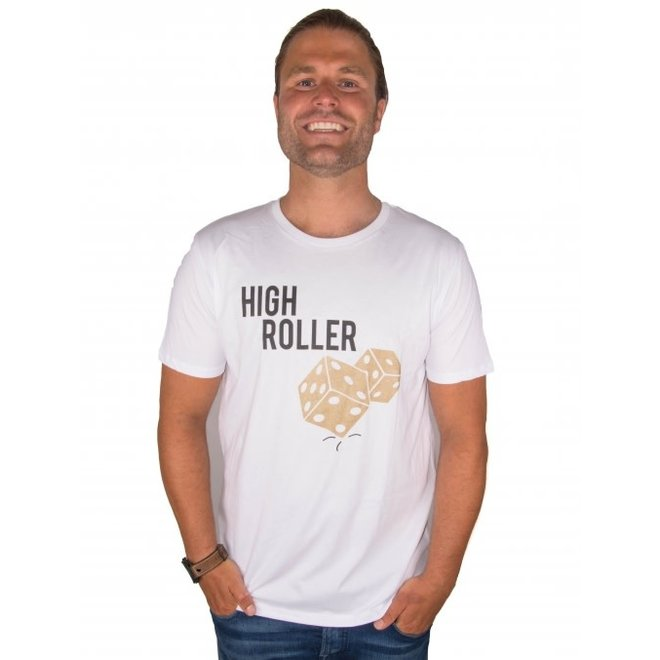 BIG BILLIONAIRE - high roller - t shirt