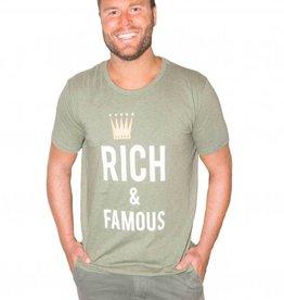 Big billionaire clothing Big billionaire - Rich & famous shirt