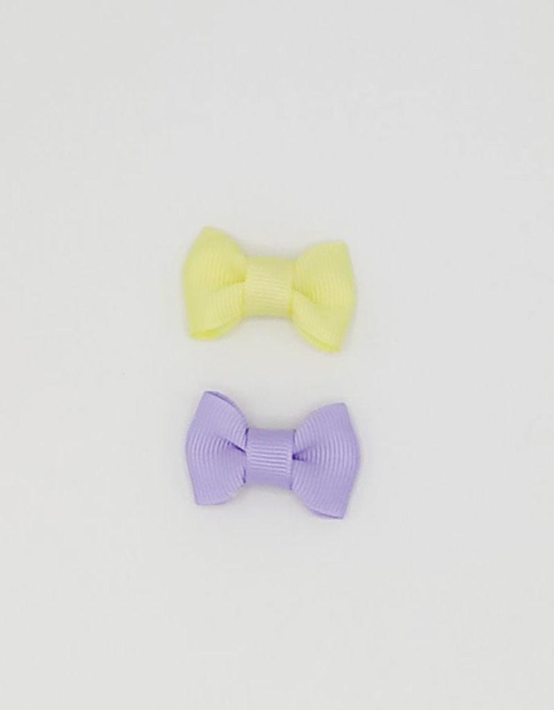 Noah & Sisi Noah & Sisi - Setje babyspeldjes geel/lila