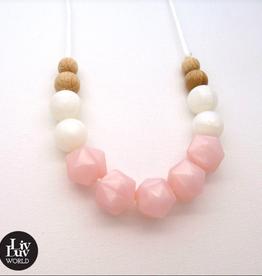 LivLuv World Livluv World - Basic Pearls  halsketting