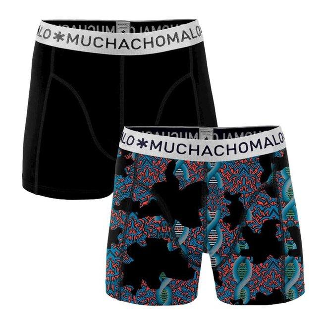MUCHACHOMALO - Men 2-pack shorts - dna1010-01