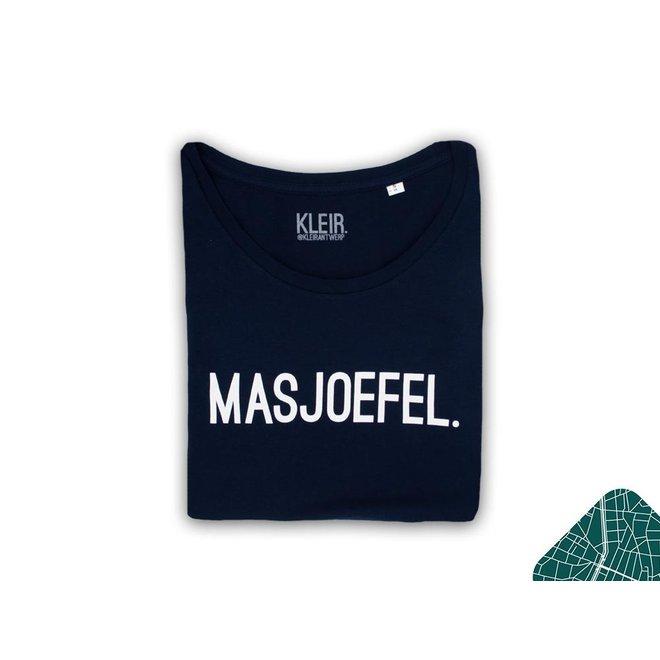 Masjoefel. - t shirt - kinderen