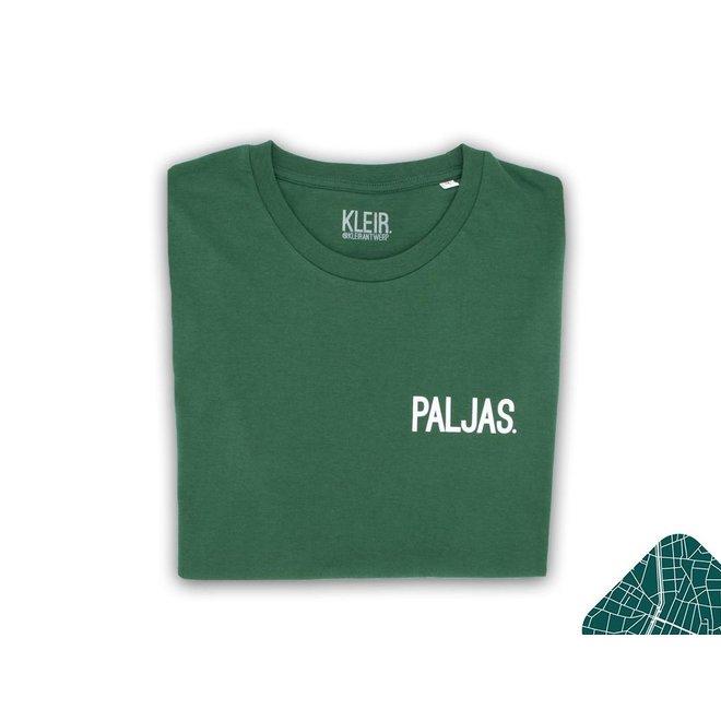 KLEIR - paljas. - t shirt - groen