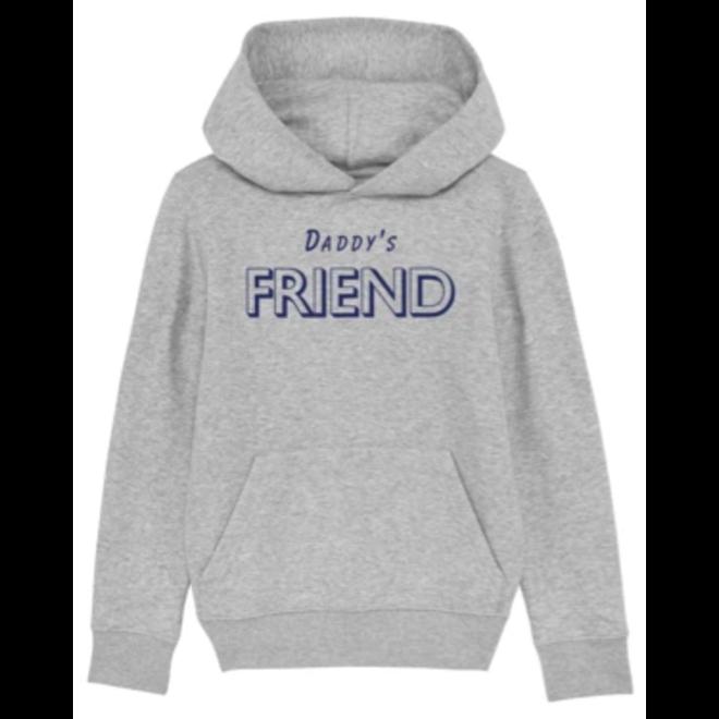 JOH CLOTHING - Daddy's friend - hoodie - kids