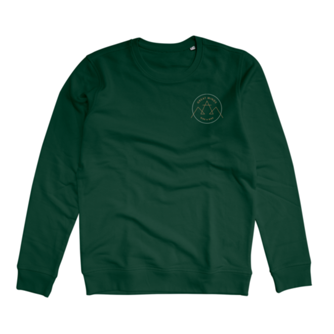 JOH CLOTHING  - Great minds, ride a bike - sweater