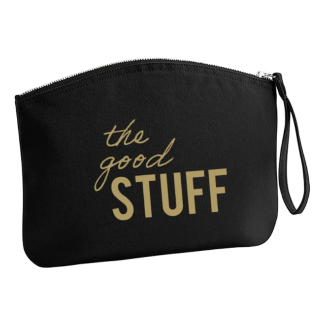 JOH CLOTHING  - the good stuff - toiletry bag
