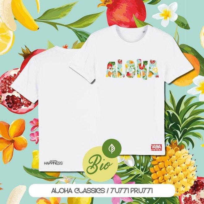 ALOHA - Classics Tutti Frutti  - t shirt - unisex