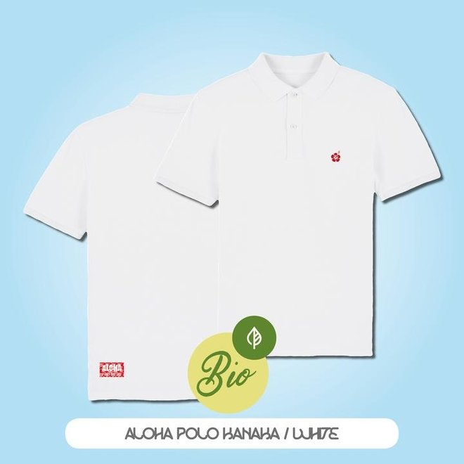 ALOHA - polo - mannen