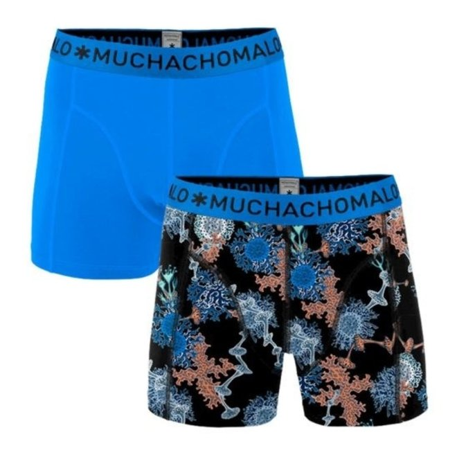 MUCHACHOMALO - Men 2-pack shorts - Mold