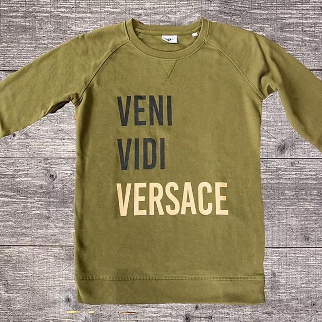 BIG BILLIONAIRE - Versacé - sweater