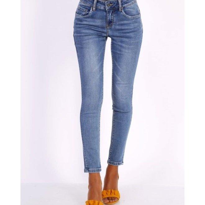 CDKN_women - basic jeans Toxik3 L1879-2
