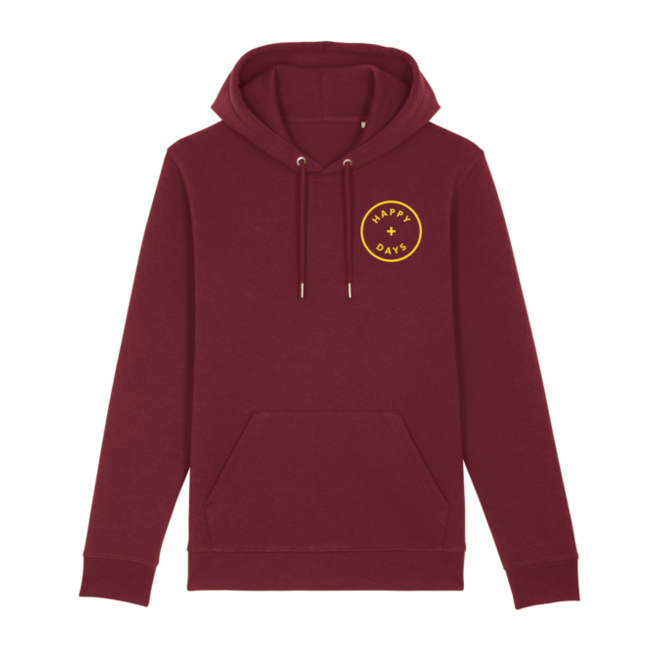 JOH CLOTHING - Happy days - hoodie