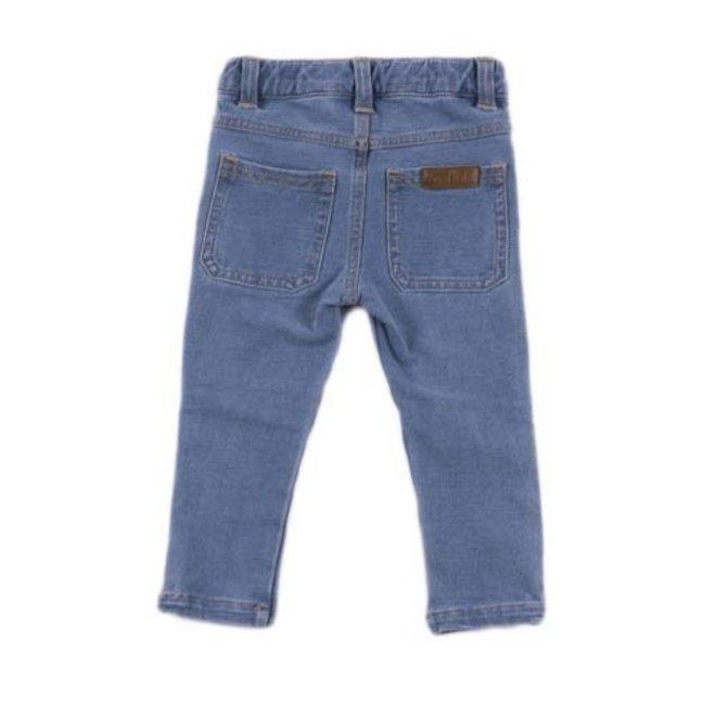 jeans 5 zakken - licht blauw