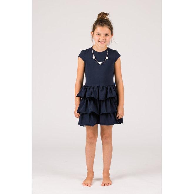 LITTLE DRESS - jurkje - nore - blauw