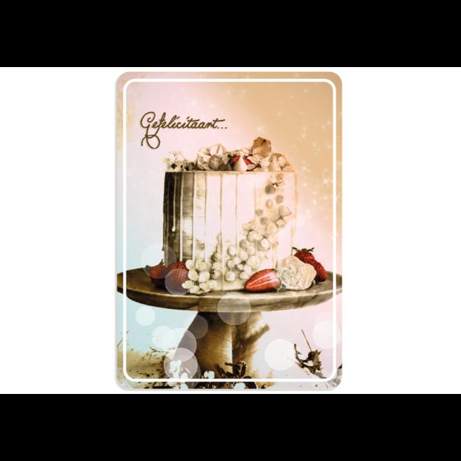 PETIT PETOU - kaart - gefelicitaart -146
